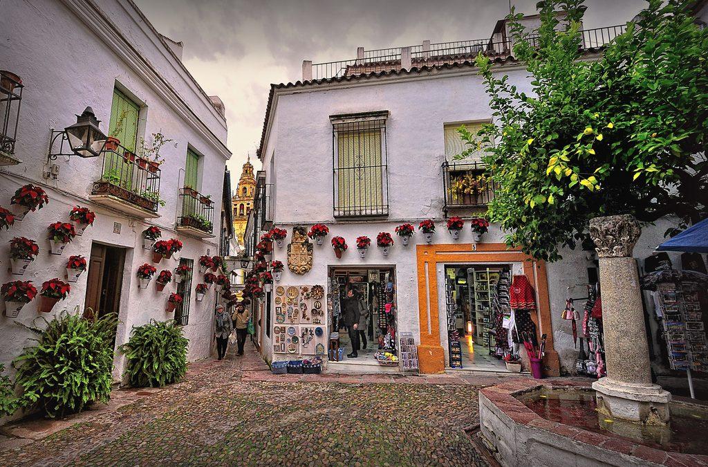 Comida Tradicional Judería Córdoba